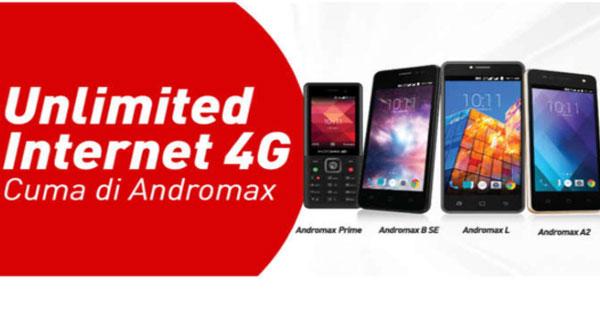 Daftar Hp Andromax 4G Termurah dan Terbaru