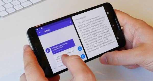 Fitur Split Screen Pada Smartphone
