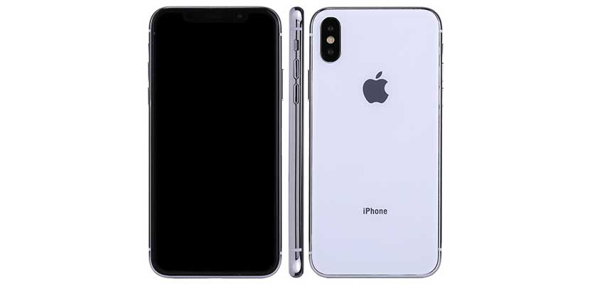 18. iphone X