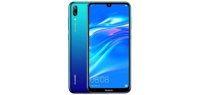 21. Huawei Y7 Pro