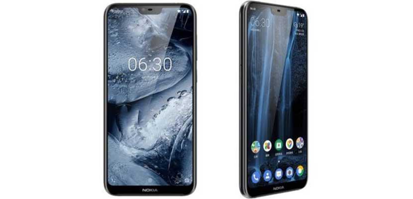 24. Nokia 6.1 Plus
