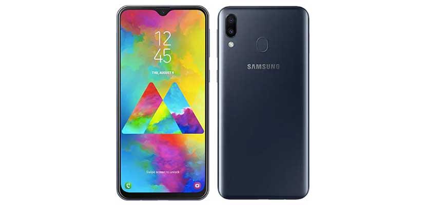 6. Samsung Galaxy M20