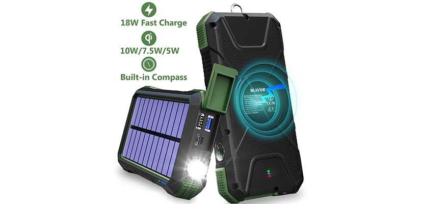 BLAVOR 20.000mAh Portable Charger
