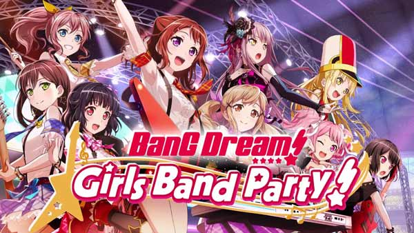 Bang Dream Girls