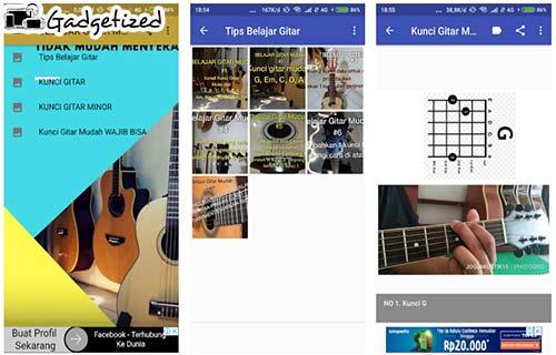 Belajar Gitar Mudah