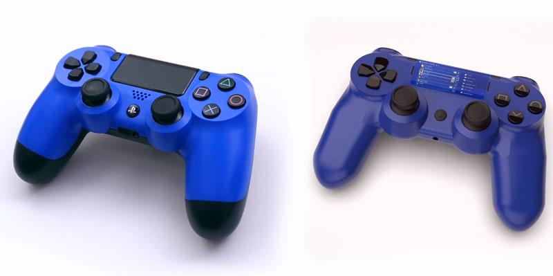 Bentuk dan Foto Kontroller Playstation 5