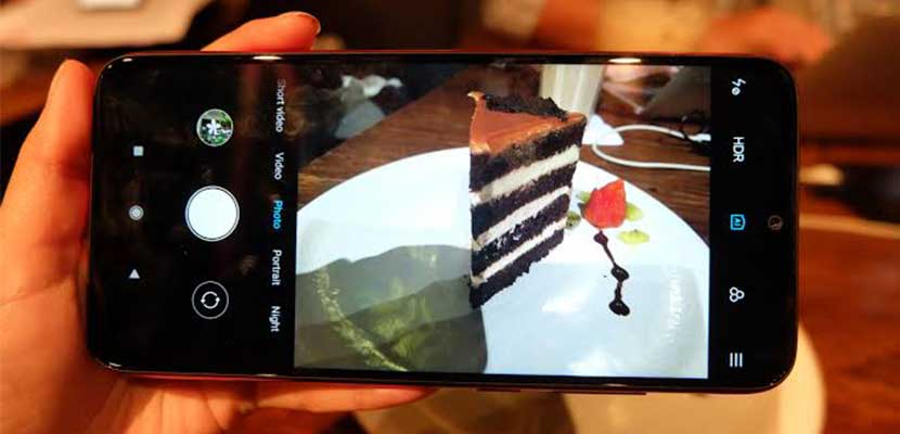 Kamera Utama Xiaomi Redmi Note 7