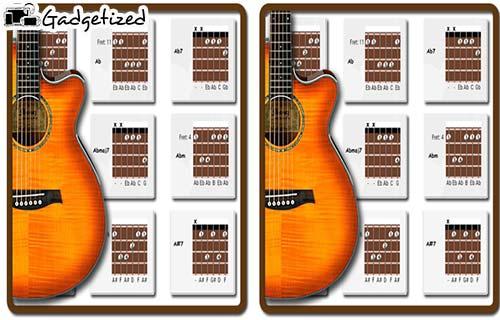 Kunci Gitar Offline