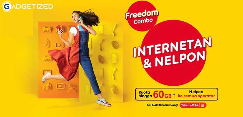 Paket Freedom Combo
