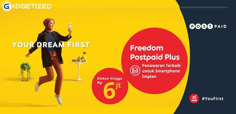 Paket Freedom Postpaid Plus