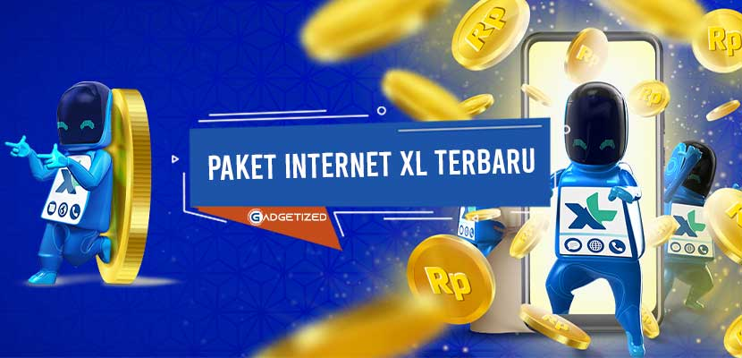 Paket Internet XL Terbaru