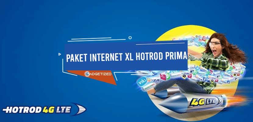Paket HotRod Prima