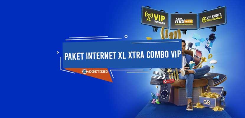 Paket XTRA Combo VIP