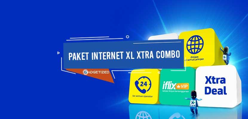 Paket XTRA Combo