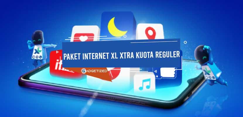 Paket XTRA Kuota Reguler