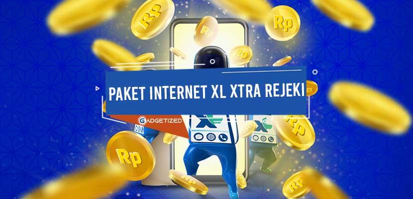 Paket XTRA Rejeki XL
