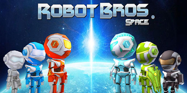 Robot Bros Space