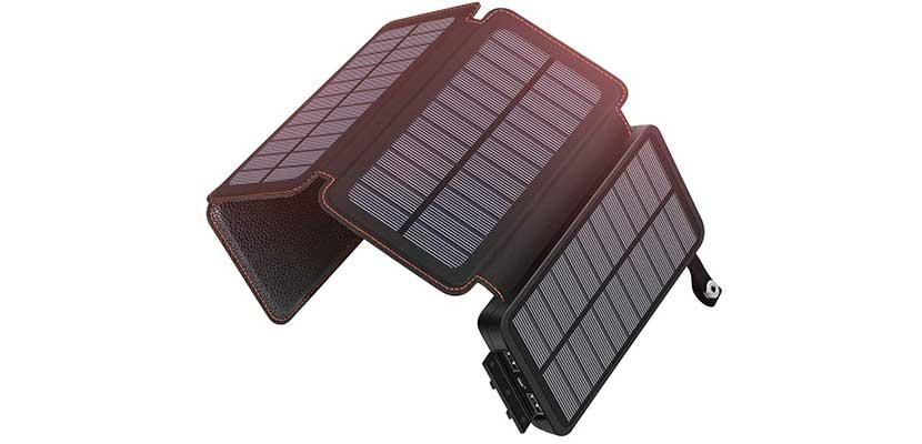 SOARAISE 25.000mAh Portable Power Bank