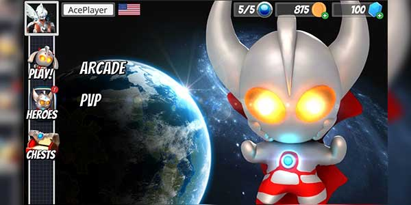 Ultraman Rumble 3