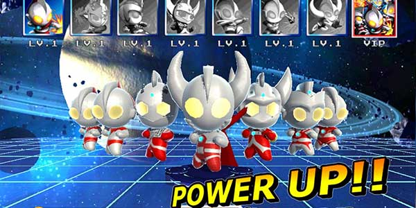 Ultraman Rumble2 Heroes Arena