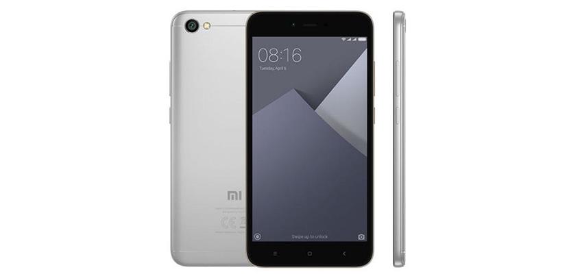 Xioami Redmi Note 5A