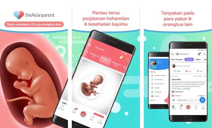 Kehamilan & Bayi - Panduan Ayah Bunda