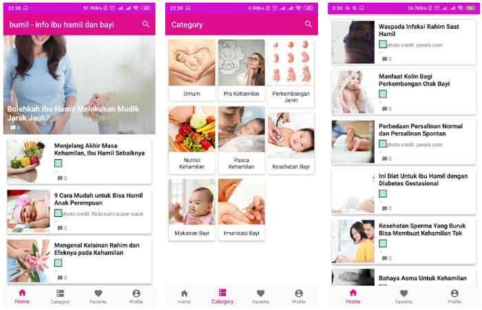 Bumil - info ibu hamil dan bayi terlengkap gratis