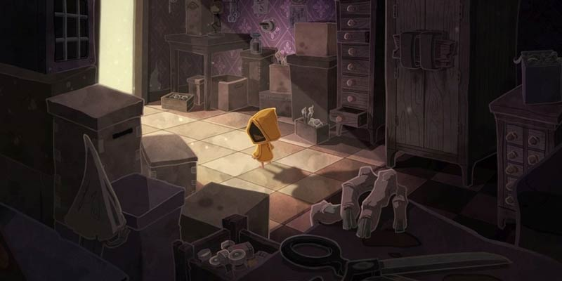 Apa Itu Game Very Little Nightmares Android