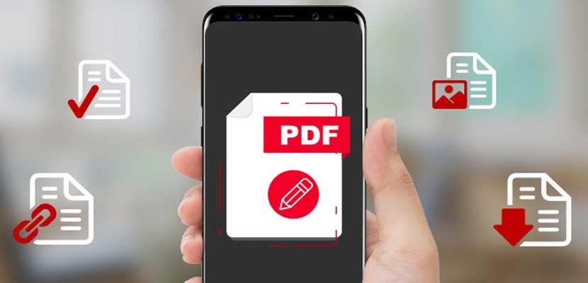 Cara Mencari Nama di PDF Android