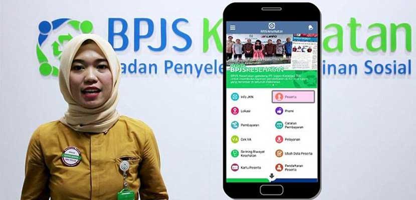 Cara Mendaftar BPJS Online Lewat Hp Dengan Mudah dan Cepat