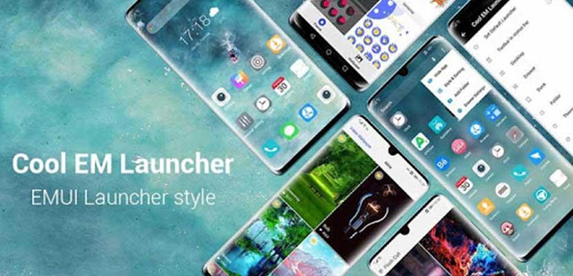 Cool EM Launcher