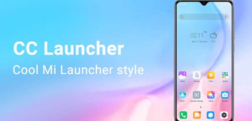 Cool Mi Launcher