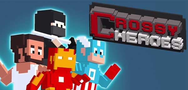 Crossy Heroes Avengers of Smashy City