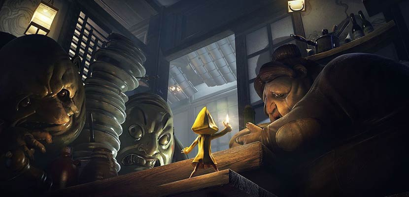 Download Very Little Nightmares Android APK OBB