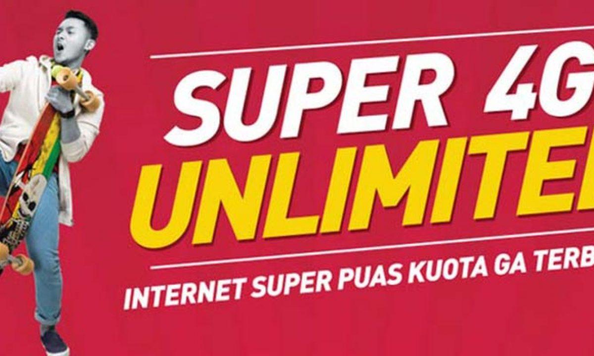Harga Paket Unlimited Smartfren 4G Terbaru 1