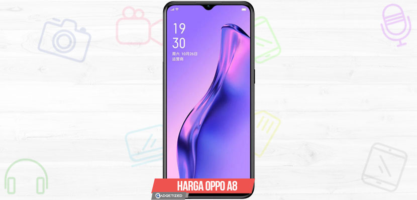 Hp Oppo A8