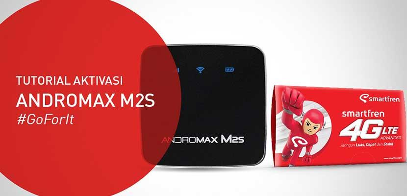 Mifi Smartfren 4G M2S