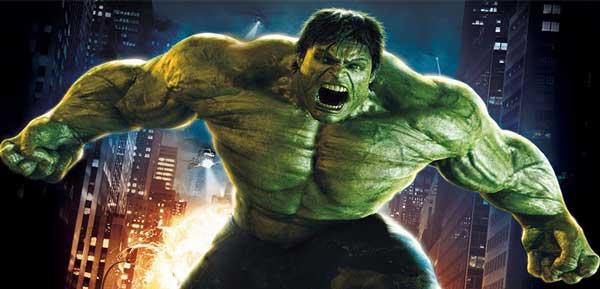 Monster Hulk Incredible Hero