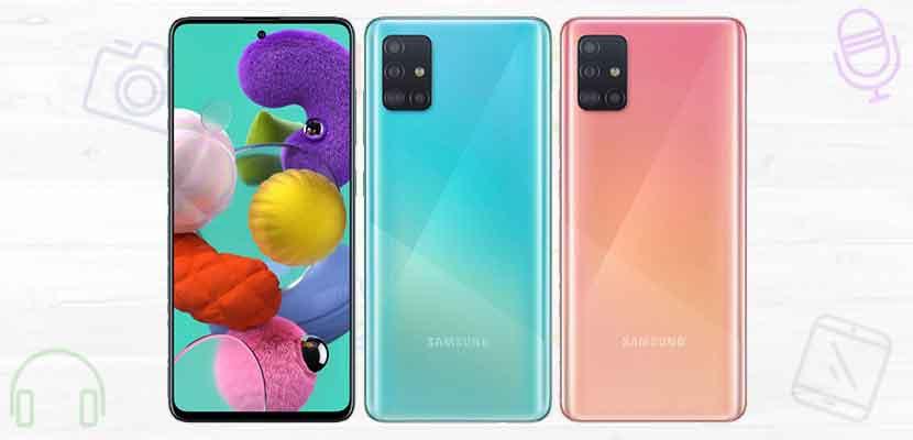 Spesifikasi Hp Samsung Galaxy A51