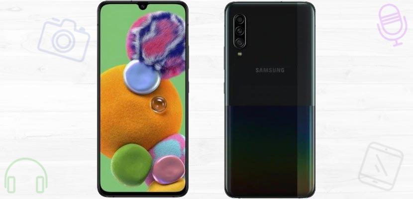 Spesifikasi Samsung Galaxy S10 Lite