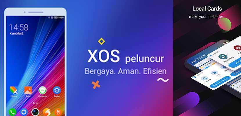 XOS Launcher 2019