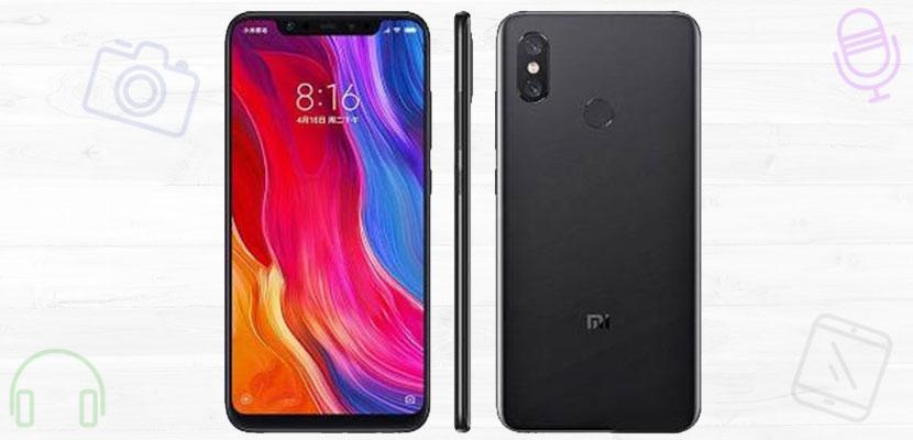 Xiaomi Mi 8 1