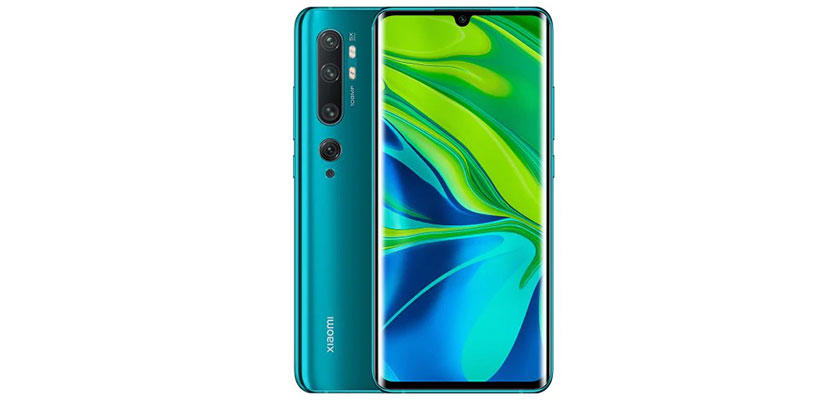 Hp Xiaomi Ram 6GB Mi Note 10