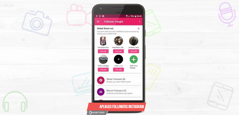 Aplikasi Followers Instagram Gratis Tanpa Koin