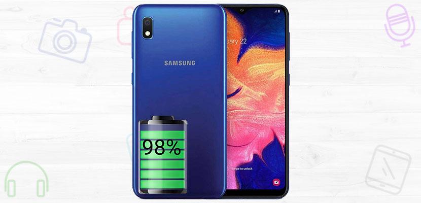 Cara Menampilkan Persentase Baterai Samsung A10 A30 A50 A70 dan A20