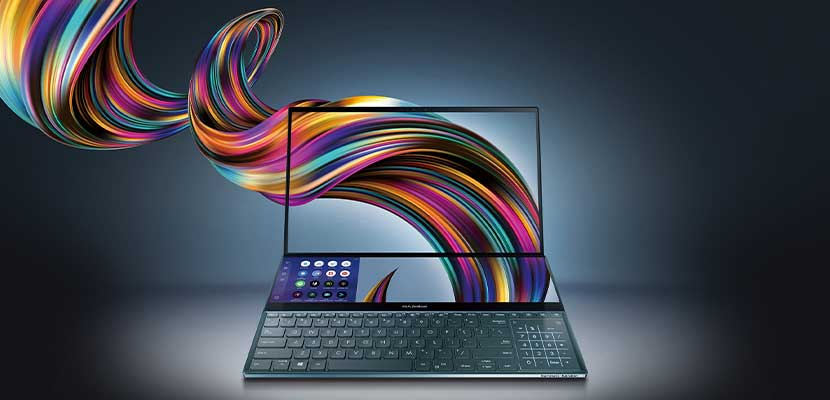 Harga Asus ZenBook Pro Duo