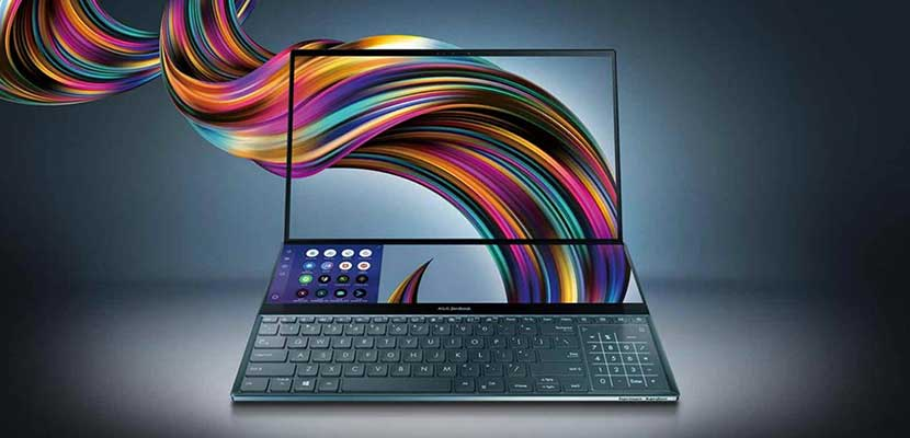 Harga Laptop Asus Zenbook Pro Duo