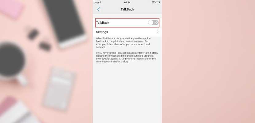 Matikan Talkback