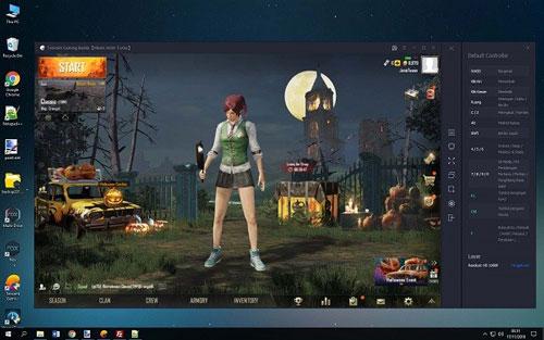PUBG Mobile di PC