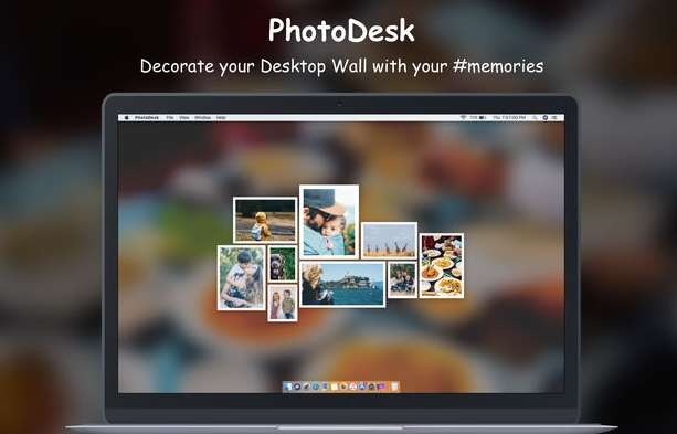 PhotoDesk App